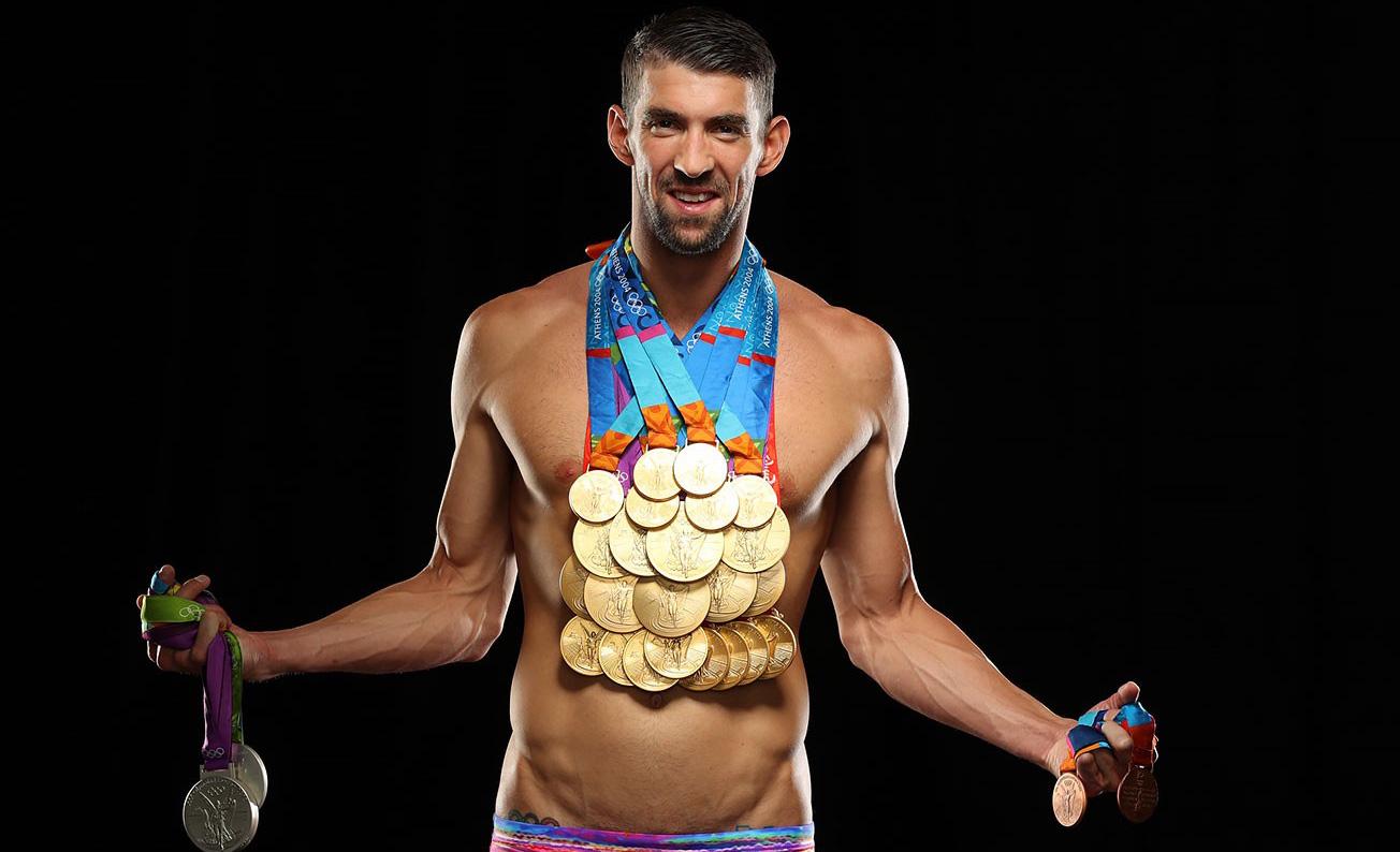 Michael Phelps sigue en depresión - Núcleo Noticias